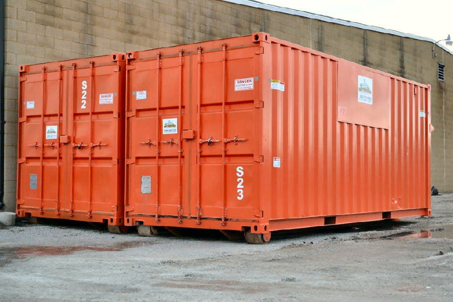 PODS Like Storage Containers Appleton Wisconsin